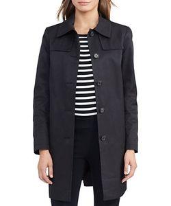 Lauren Ralph Lauren | Cotton-Blend Trench Coat