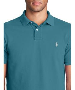 Polo Ralph Lauren | Classic-Fit Weathered Mesh Polo Shirt