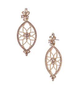 Jenny Packham | Dreamcatcher Drop Earrings