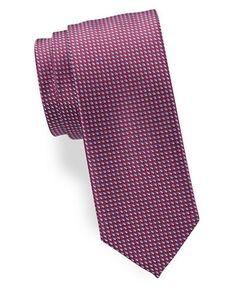 HUGO BOSS | Geometric Silk Tie