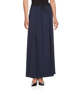 Dkny Pure | Drawstring Maxi Skirt