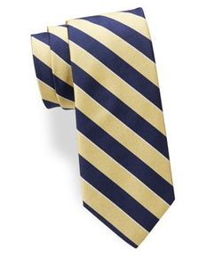 Brooks Brothers | Diagonal Striped Tie