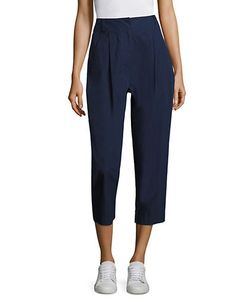 Dkny Pure | High-Waist Pleated Pants