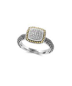 Effy | Diamond Sterling Ring