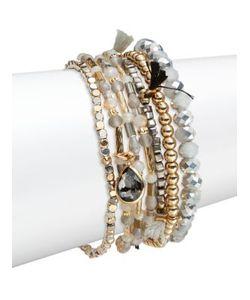 Noir   Glass Design Lab Bracelet