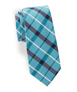 Lord & Taylor The Mens Shop | Plaid Silk-Blend Tie
