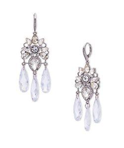 Jenny Packham | Chandelier Stone Drop Earrings