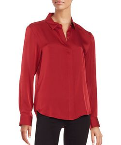 DKNY | Button Front Top