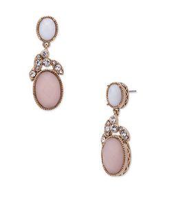 Jenny Packham | Studded Drop Earrings