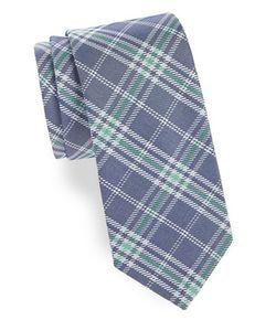 Brooks Brothers | Plaid Silk Tie