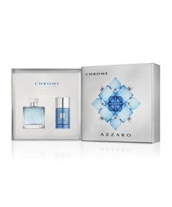 Azzaro | Chrome Go Bright Set 88.00 Value