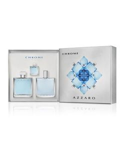 Azzaro | Chrome Iconic Holiday Set 150.00 Value