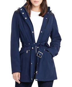 Lauren Ralph Lauren   Hooded Soft-Shell Jacket