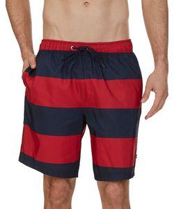 Nautica Big And Tall | Striped Swim Trunks