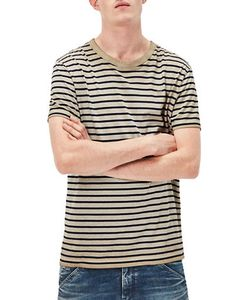 G-Star Raw | Rancis Striped Tee