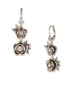 Marchesa | Austrian Crystal Drop Earrings