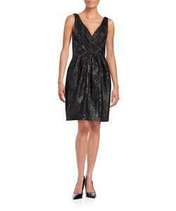 Vera Wang | Fit-And-Flare Dress