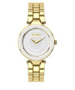 Versus | Serite Goldtone Stainless Steel Watch Sq1070015