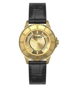 Versus | Tokyo Leather-Strap Watch Sh7160015