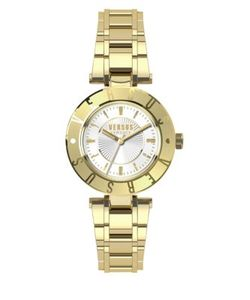 Versus | Logo Goldtone Stainless Steel Bracelet Watch Sp8200015