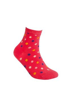 HAPPY SOCKS | Dotted Ankle Socks