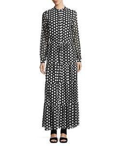 Michael Kors   Lottie Tiered Maxi Dress