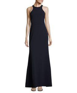 Vera Wang | Cutaway Long Gown