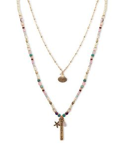 LONNA & LILLY | Convertible Pendant Necklace