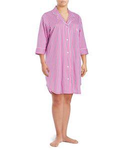 Lauren Ralph Lauren   Plus Nightgown