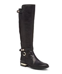 Vince Camuto | Prini Leather Riding Boots