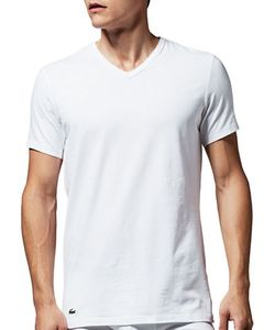 Lacoste | Two-Pack Slim Fit V-Neck Tee