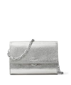 Michael Kors | Yasmeen Small Leather Clutch