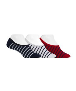 Polo Ralph Lauren | Striped Sock Liner/Pack Of 3