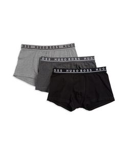 BOSS | Three-Pack Stretch-Cotton Boxers