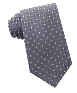 Michael Michael Kors | Diamond Pattern Silk Tie