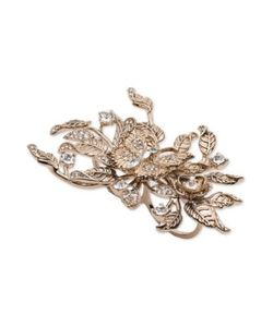 Marchesa | Rose Double Finger Ring