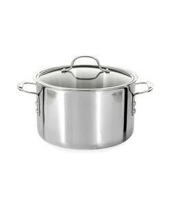 Calphalon | 8 Quart Tri-Ply Stainless Steel Stock Pot