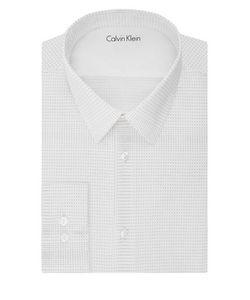 Calvin Klein | Slim Fit Microdot Dress Shirt