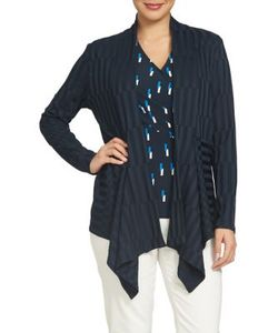 Chaus | Nautical Breeze Rib Knit Cardigan