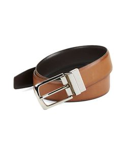 Cole Haan | Embossed Leather Reversible Belt