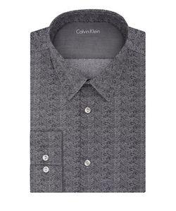Calvin Klein | Slim Fit Chevron Dress Shirt