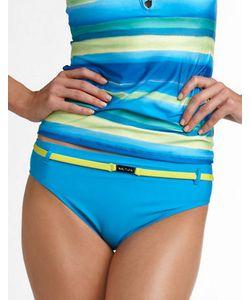 Nautica | Belted Hipster Swim Bottom