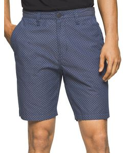 Calvin Klein Jeans | Printed Five-Pocket Shorts