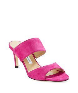 Diane von Furstenberg | Keri Suede Sandals