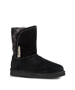 UGG | Meadow Shearling-Lined Suede Boots
