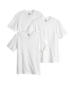 Jockey | 3-Pack Stay New Crewneck Cotton T-Shirt
