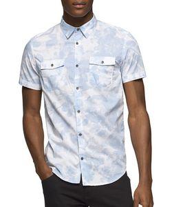 Calvin Klein Jeans | Shadow Cotton Printed Shirt