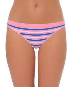 Design Lab Lord & Taylor | Yarn Dyed Striped Thong Panty