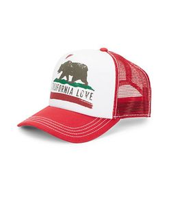 Dorfman Pacific | California Love Trucker Hats