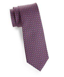 Brooks Brothers | Watermelon Print Silk Tie